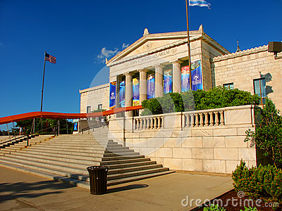 Shedd Aquarium Chicago Illinois Editorial Stock Image