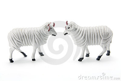 Sheep Figurines
