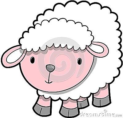 Free Sheep Lamb Vector Stock Images - 5228104