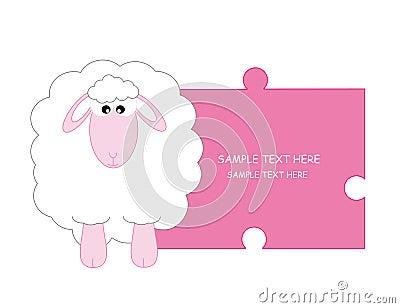 Sheep-puzzle
