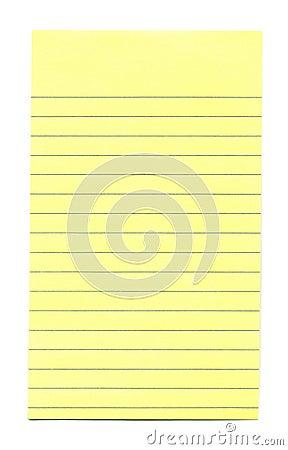Sheet of Blank-Paper