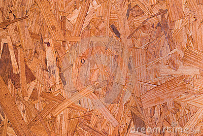 Sheet of OSB Lumber for Backgrounds
