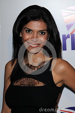Sheila Shah at the Official Launch of BritWeek, Private Location, Los Angeles, CA 04-24-12 Editorial Stock Image