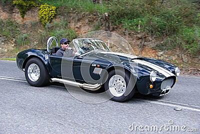 Shelby AC Cobra Editorial Image