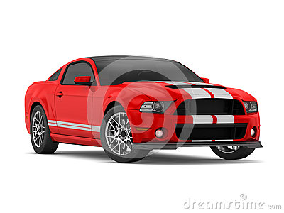 Shelby Mustang GT500 (2013)
