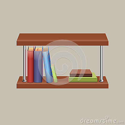Shelf Stock Photo - Image: 28610800