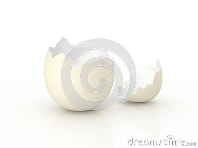Shell van het ei mkII