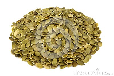 Shelled pumpkin seed