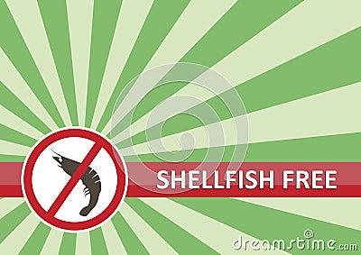 Shellfish Free Banner