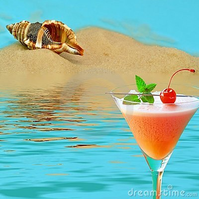 Free Shellfish On Sun Beach Stock Photography - 4587752