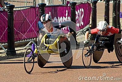 Shelly Woods - Marathon Editorial Stock Photo