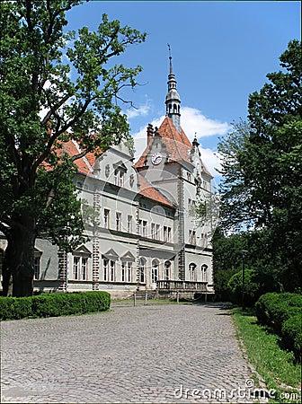 Free Shenborn Castle Royalty Free Stock Image - 10207226