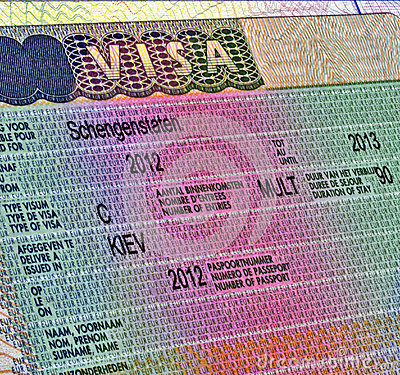 Shengen visa for europe travel