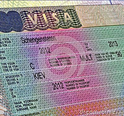 Shengen visa for europe travel