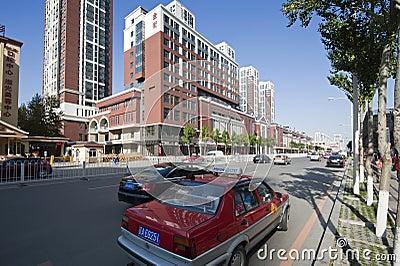 Shenyang city Editorial Stock Photo