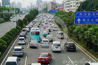 traffic congestion in china pdf