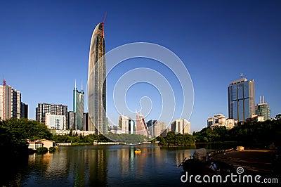 Shenzhen landmarks
