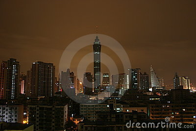 ShenZhen At Night