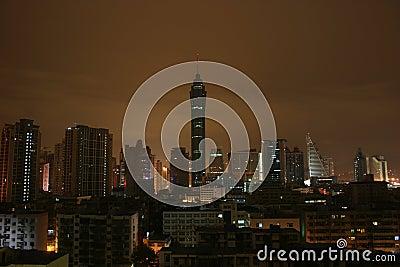 ShenZhen At Night