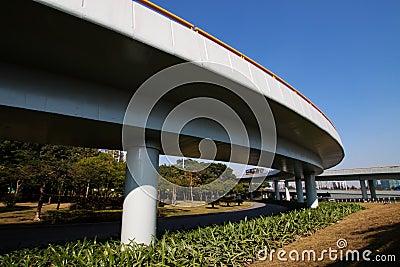 Shenzhen overpass
