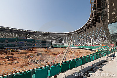 Shenzhen Universiade Stadium Editorial Stock Photo