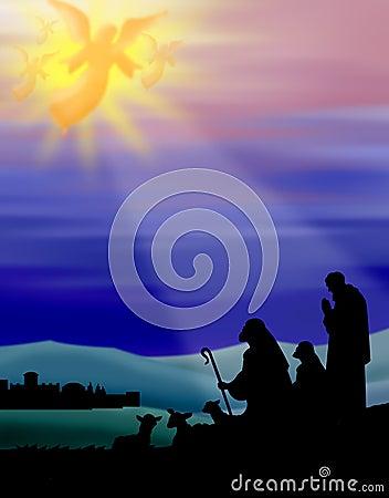 Free Shepherds Of Bethlehem Stock Photos - 1571943