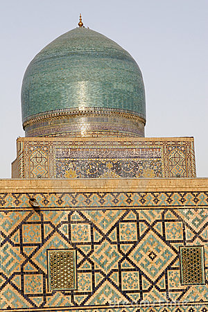 Sher Dor (Lion) Medressa, the Registan, Samarkand