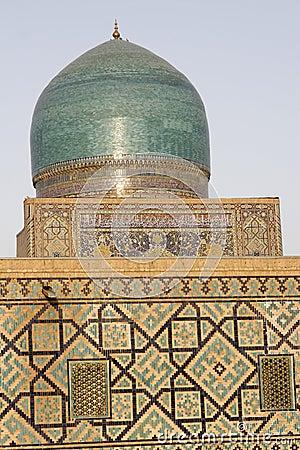 Sher Dor (Lion) Medressa, the Registan, Samarkand