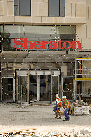 Sheraton Editorial Photography