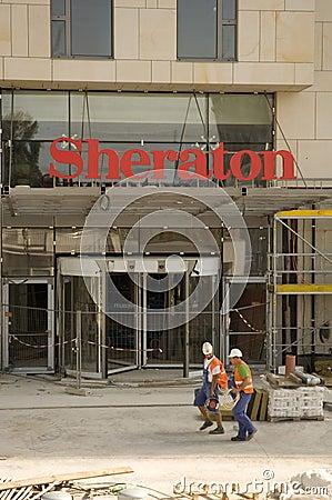 Sheraton Editorial Photography