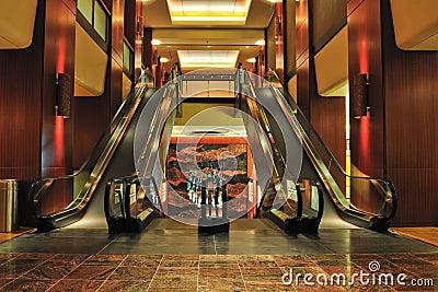 Sheraton Hotel Atrium