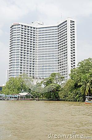 Sheraton Hotel, Bangkok Editorial Photo