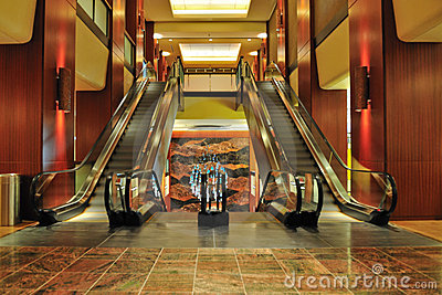 Sheraton Hotel Interiors