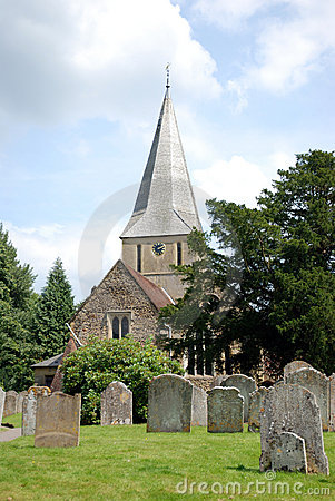 Shere Church, Surrey