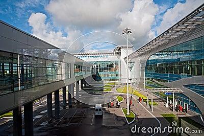 Sheremetyevo International Airport Moscow