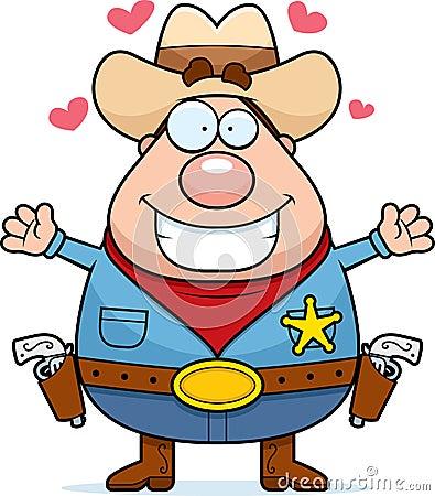 Sheriff Hug