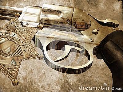 Sheriff s gun