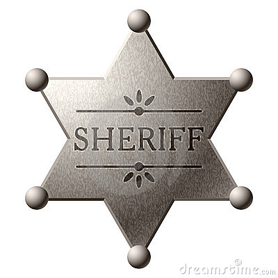 Sheriff s shield