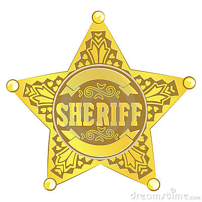 Sheriff star
