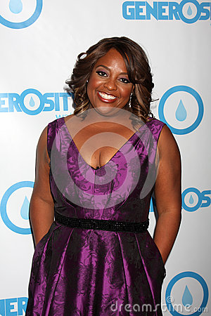 Sherri Shepherd arrives at the 4th Annual Night of Generosity Gala Event Editorial Photo