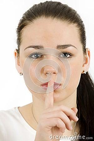Shh..
