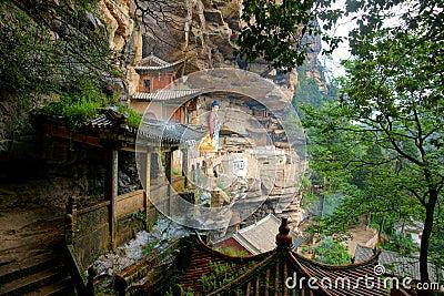 Shi Zhongshan Grottoes