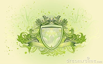 Shield banner