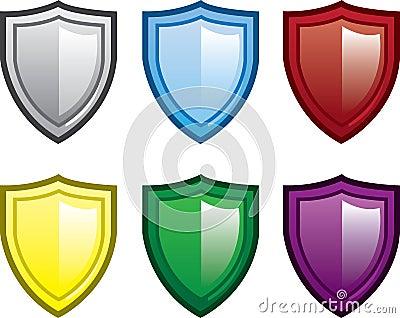 Shield Colors