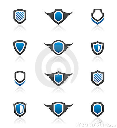 Free Shield Design Elements And Graphics Stock Photos - 6408513