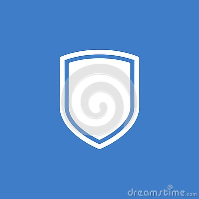 Free Shield Icon, Shield Vector Illustration Stock Images - 139033864