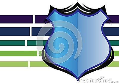 Shield - vector