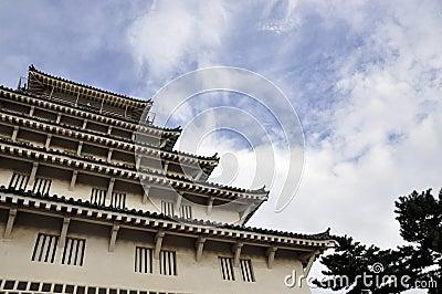 Shimabara Castle, Nagasaki, Japan