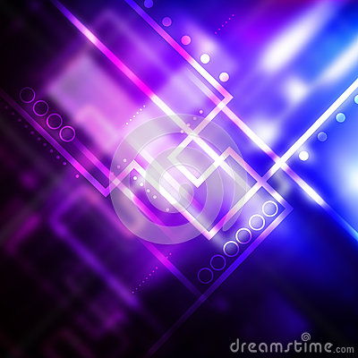 Shine abstract background