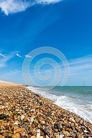 Shingle Shore Beach